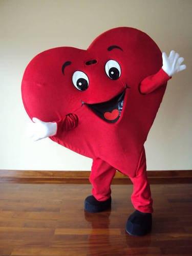 Сердце костюм